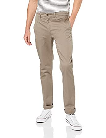 Levi's Men's 511 Slim Chino G Jeans, Timberwolf Cruz Twill, 28-32