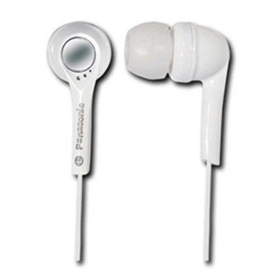 Earbud Ipod Panasonic (Panasonic RP-BT10 Bluetooth Headphones (White) (Discontinued by Manufacturer))