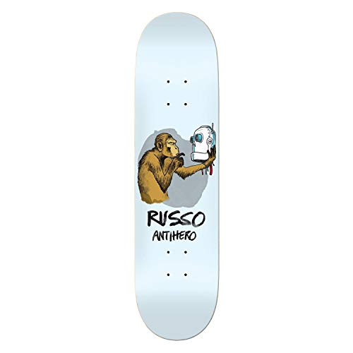 (Anti Hero Skateboard Deck Russo Blind Leading 8.25