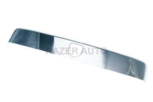 Razer Auto CHROME REAR DOOR MOLDING for 07-12 DODGE NITRO (Chrome Rear Door Molding)