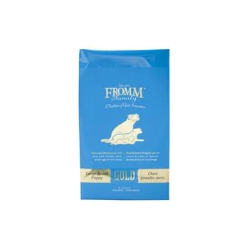 Fromm Large Breed Puppy Dog Food Reviews