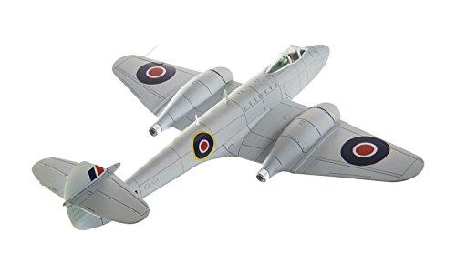 Corgi Boys Gloster Meteor F3 YQ-Q 616 Squadron 1:72 Aviation Archive Diecast Replica AA27402 Vehicle -  Hornby