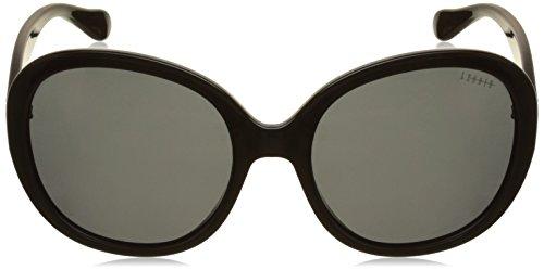 Lenoir Eyewear L15300.1 Lunette de Soleil Femme, Noir