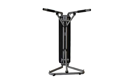 Vdip Power Station Patented V-Shaped Equipment for All-Powerful Dips Resistance Training Lightweight Effortless Assembly Doubles as a Workout Bench Total Body Workout at Home, Work, Gym