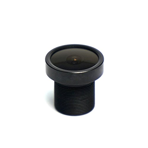 Crazepony FPV CCD Camera Lens 2.5mm Wide Angle 120 Degrees