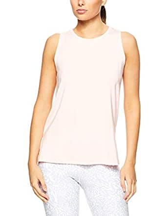Dharma Bums Women's Bamboo Casual Tee - Blush, Pink, Small