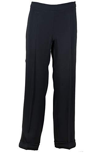 'S MAX MARA Pantalone Donna cod.91361189600 BLU NOTTE SIZE:44