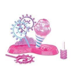 Mattel Barbie Candy Glam Nail Glitterizer Playset