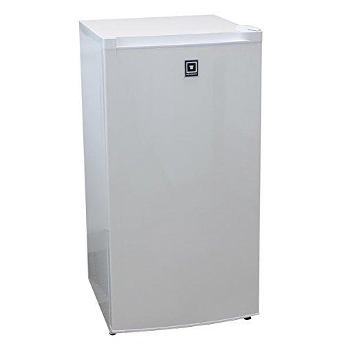 レマコム 冷凍ストッカー (冷凍庫) 1ドア 前開きタイプ (108L) RRS-T108 B01MA202EP  108L