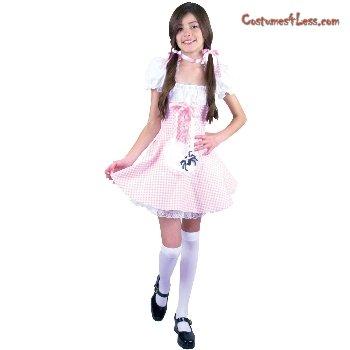 Little Miss Muffet Child Costume (Large)