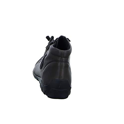 45 Noir Lacets graphit À Remonte R3491 Graphit Gris Femmes Chaussures qRUa6