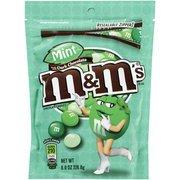 M&M's Mint Dark Chocolate 8 OZ (M&m Green)