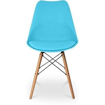 Chaise Style DSW Avec Coussin
