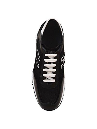 Uomini Hogan Hxm00n0q102ig70002 Sneakers In Camoscio Nero