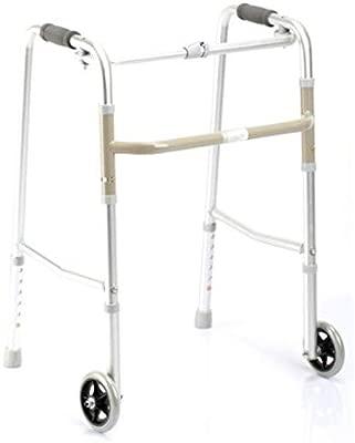 ZYDSD Andador Andador de Aluminio Que estira el Andador ...