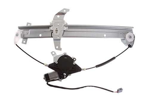 HANSUN 8810-0322 Power Window Regulator With Motor Front Right Passenger Side For Lincoln Town Car - Town Car - Limousine - Lincoln Town Car Sedan