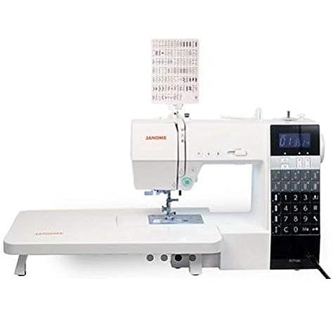 Janome - DC7100 electrónica: Amazon.es: Hogar