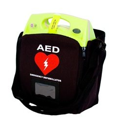 ZOLL AED Plus Soft Carrying Case for AED or Trainer by ZOLL AED Plus Soft Carrying Case - Carrying Case Only