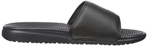 Polo Ralph Lauren Men's Rodwell Slide Sandal, D(M) US Black