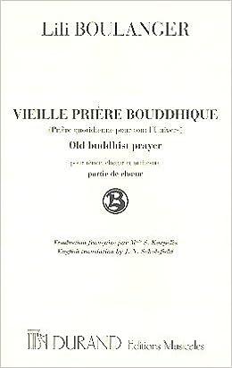 uppkopplad Vieille Priere Bouddhique, Pour Tenor, Choeur Et epub pdf