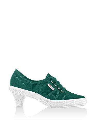 Zapatos da donna - 2148-velw Dk Green