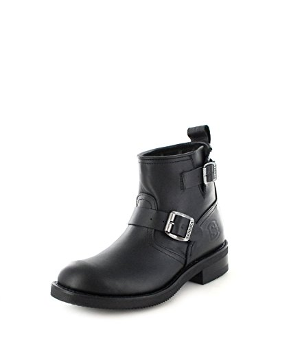 Sendra Boots Boots 2976 Engineerstiefelette (in different colours) Black - Negro