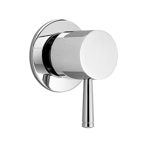 American Standard T064430.002 Serin Diverter Trim Kit, Metal Knob Handle (Valve Not Included), Polished Chrome - Shower Diverter Knob