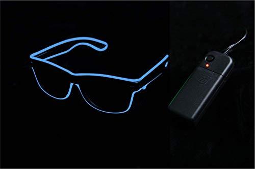Glowing Sun Glasses