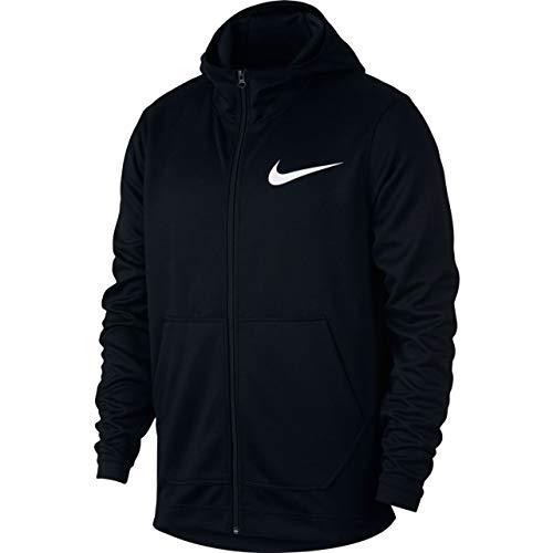 Hooded Basketball (Nike Spotlight Men's Basketball Hoodie (Black, M))