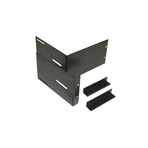 Anchor Audio RM-1BK Single Rackmount Kit for AN-1000X, Black