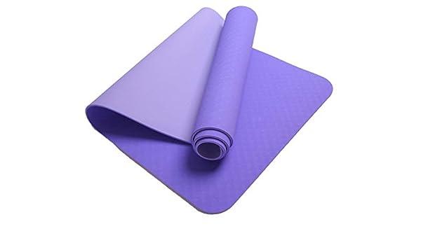 Alte Green Doble Yoga Mat Hombres Y Mujeres Yoga Mat Yoga ...