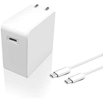 Amazon.com: Tenker Cargador de Pared USB 60W USB Tipo C ...