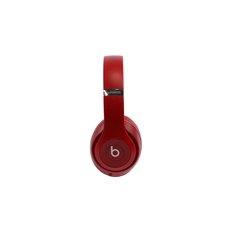 Beats Studio3 Wireless Headphones - Red (Refurbished)