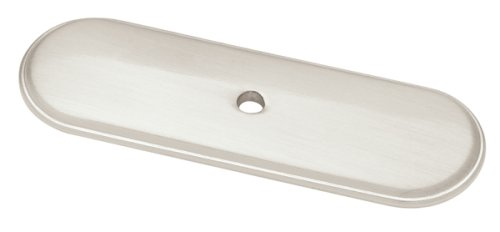 Liberty P30046C-SN-E2 3-Inch Raised Oval Cabinet Hardware Knob ...