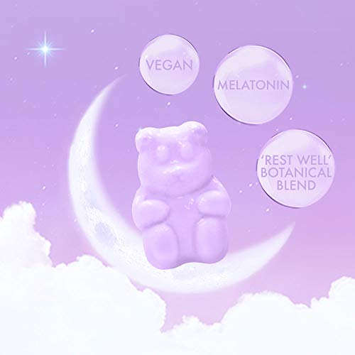 SugarBear Sleep, Vegan Gummy Vitamins (1 Month Supply) by SugarBearHair (Image #3)