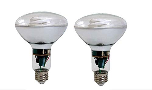 15W R30 Cfl Dimmable Flood Light Bulb 65W in US - 6