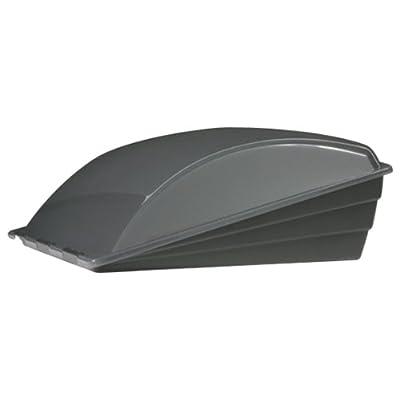 Camco 40721 Aero-Flo Roof Vent Cover (Smoke): Automotive [5Bkhe1014805]