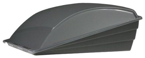 Camco 40721 Aero-Flo Roof Vent Cover (Smoke)