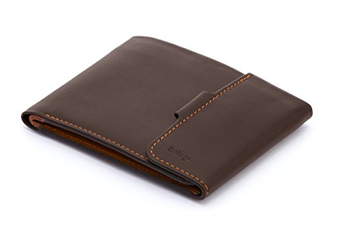 Bellroy Leather Coin Fold Wallet Java