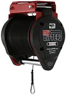 myLIFTER Bluetooth Enabled Smart Lifting Garage Hoist Winch