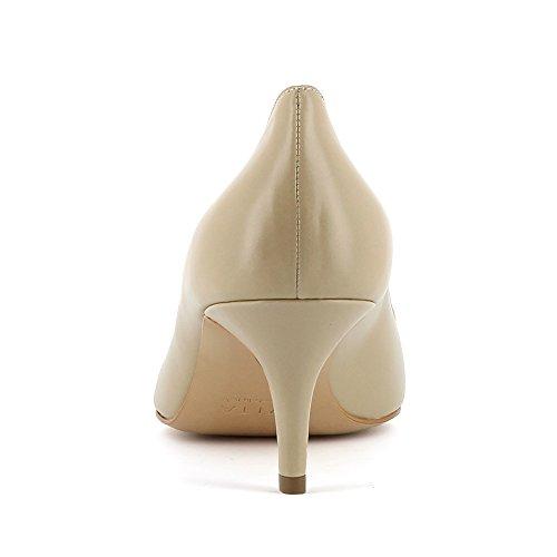 Evita Shoes Giulia - Zapatos de vestir de Piel para mujer Beige ...