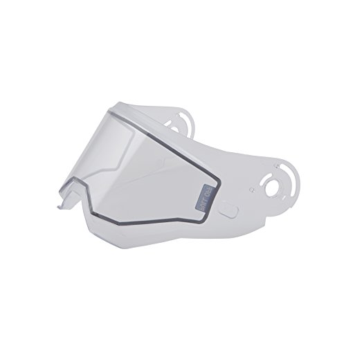 Pane Snow - Scorpion Dual Pane Shield Exo-AT950 Snow Motorcycle Helmet Accessories - Clear/One Size