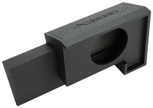 Atrend A182-10Cp B Box Series 10-Inch Dual Down-Fire Subwoofer