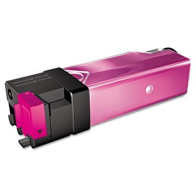 - Media Sciences MDA40091 Magenta Toner Cartridge (2500 Page Yield) - Equivalent to Dell T105C
