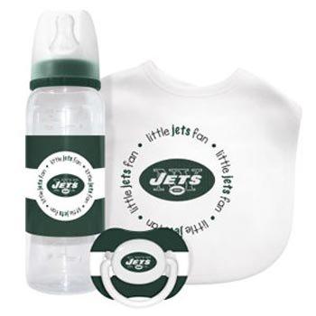 New York Jets Baby Gift Set - New York Jets Infant