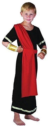 Bristol Novelty Caesar Costume (L) Age 7 - 9 -