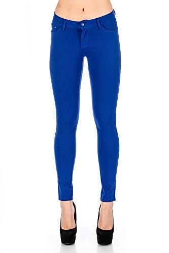 Crazy Age - Pantalón - para mujer azul real