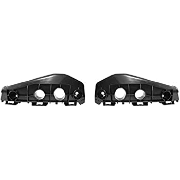 DAT AUTO PARTS FITS LEFT FRONT DRIVER SIDE BUMPER COVER SIDE SUPPORT   TO1042114