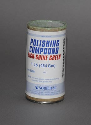 POLISHING Compound Green 1 Pound (454 Grams) Tube
