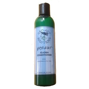 Gro-aut Herbal Shampoo 8oz for Fast Hair Growth Reduces B...